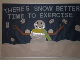 snowman bulletin board ideas