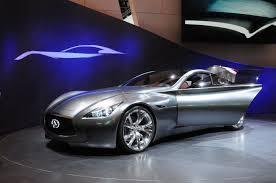 new infinity car