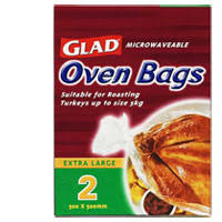 glad oven bags