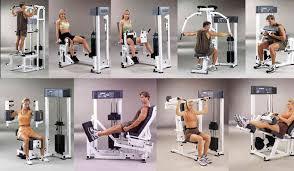 aparatos gym