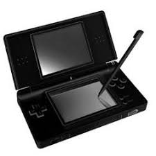 black ds lite