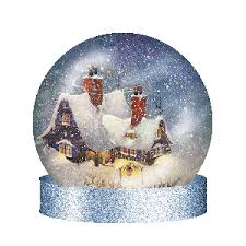 animated snowglobes