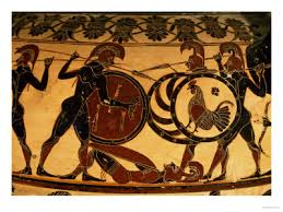 81947~Detail-of-a-Corinthian-Vase-Showing-a-Hoplite-Battle-circa-600-BC-Posters.jpg