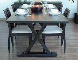 black dining furniture