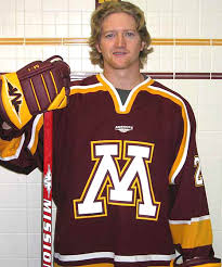 gophers hockey jersey