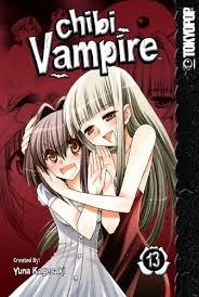 chibi vampire volume 13