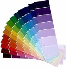 paint colors samples