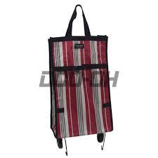 shopping bag wheel