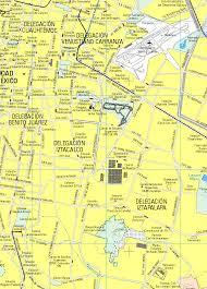 mapa de cuauhtemoc