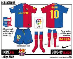 barcelona fc shirts