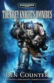 grey knights omnibus