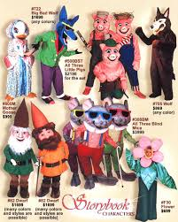 story book characters