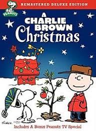 a charlie brown christmas dvd