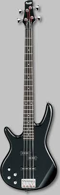left handed ibanez bass