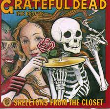 grateful dead album cover art