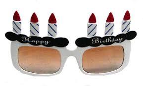 birthday sunglasses