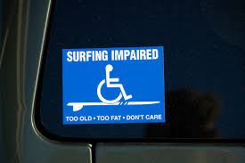 beach bumper stickers