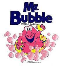 mr bubbles