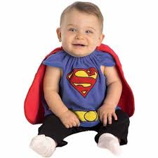 baby superman clothes