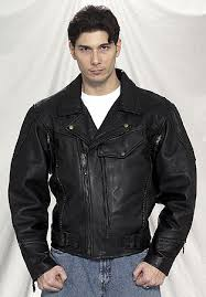 russian leather jacket