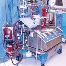 heart and lung machines