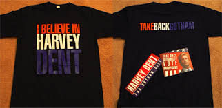 i believe in harvey dent shirt