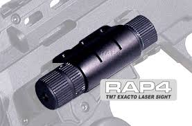 laser sight rifle
