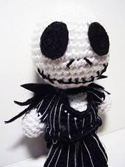 jack skeleton doll