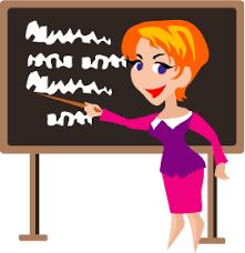 clip art teacher
