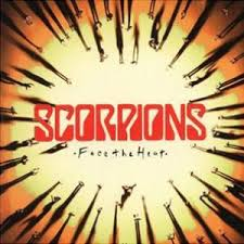 scorpions face the heat