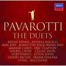 luciano pavarotti the duets