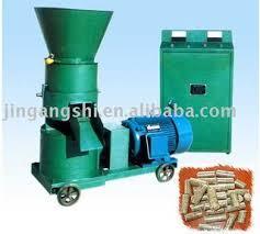 pellet machinery
