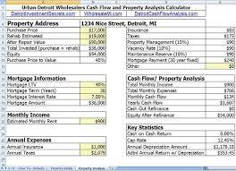 cash flow calculations
