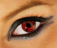 contact lenses sharingan