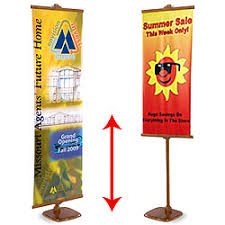 baner stand
