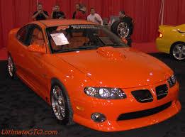 orange auto paint