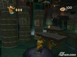 scooby doo game cube