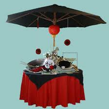 japanese theme party
