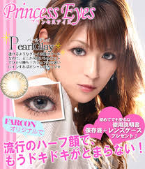 pearl gray contacts