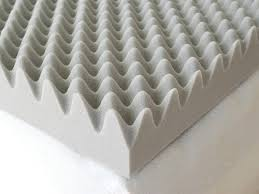 egg carton mattress