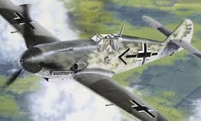 german ww2 fighter planes