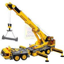 mobile crane lego
