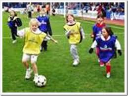 little kid soccer