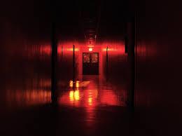 scary light