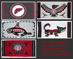 pacific northwest indian symbols