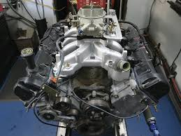 high performance engine