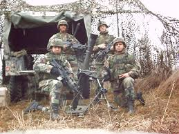 infantry us army