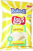 baked lays potato chips
