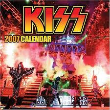 kiss calendar