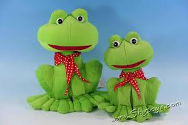 frog stuffed toys